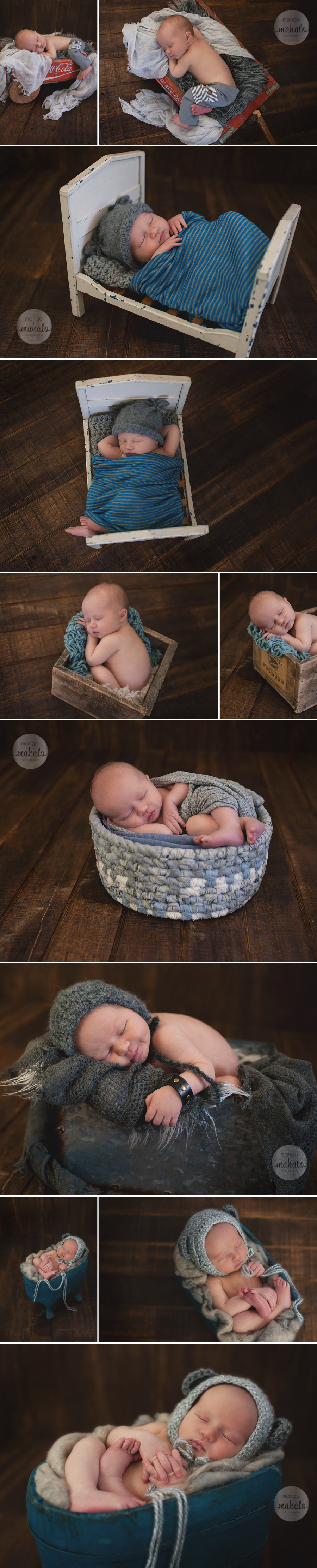 Southern California newborn photography by Mango Mahalo Photography by Michelle Anderson