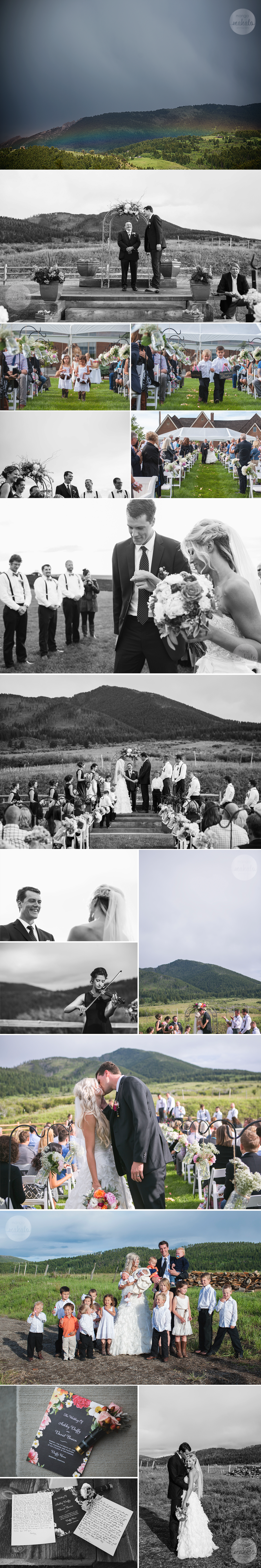 Montana Wedding Photography by Mango Mahalo Photography by Michelle Anderson