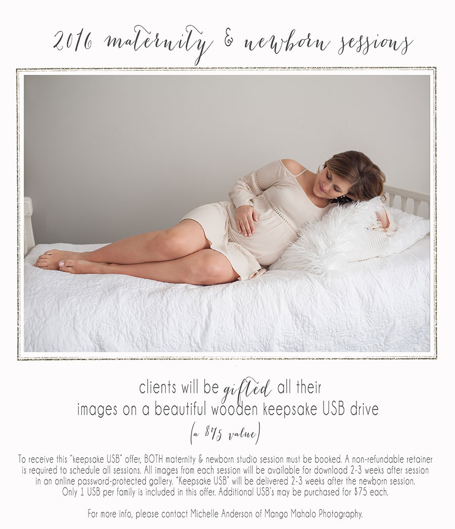 Knoxville Maternity & Newborn Photographer | Mango Mahalo Photography by Michelle Anderson