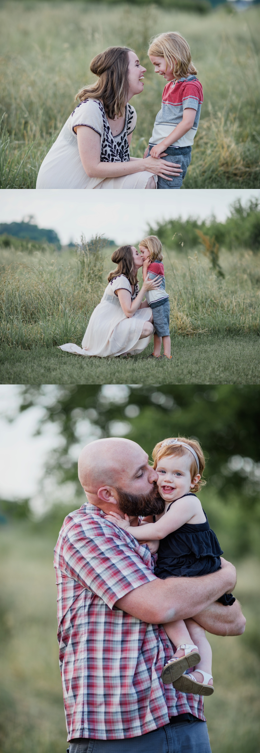 Knoxville Outdoor Family Photographer
